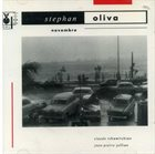 STÉPHAN OLIVA Novembre album cover