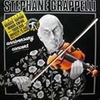 STÉPHANE GRAPPELLI Anniversary Concert album cover