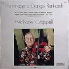 STÉPHANE GRAPPELLI Hommage À Django Reinhardt Volume 2 album cover