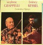 STÉPHANE GRAPPELLI Stéphane Grappelli / Barney Kessel : I Remember Django album cover