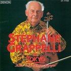 STÉPHANE GRAPPELLI In Tokyo (Archet Virtuose Cordes Magiques) album cover