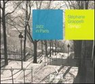 STÉPHANE GRAPPELLI Jazz in Paris: Django album cover