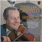 STÉPHANE GRAPPELLI Stéphane Grappelly & Friends album cover