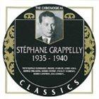 STÉPHANE GRAPPELLI The Chronological Classics: Stéphane Grappelli 1935-1940 album cover