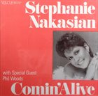 STEPHANIE NAKASIAN Comin' Alive album cover