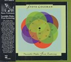 STEVE COLEMAN Invisible Paths: First Scattering album cover