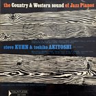 STEVE KUHN Steve Kuhn & Toshiko Akiyoshi : The Country & Western Sound Of Jazz Pianos (aka Together) album cover