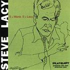 STEVE LACY 5 X Monk, 5 X Lacy album cover