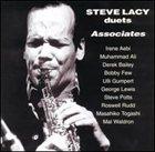 STEVE LACY Duets/ Associates album cover
