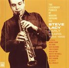STEVE LACY The Legendary Pioneer Of Modern Soprano Sax : Early Years 1954-1956 album cover