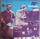 STEVE LACY Epistrophy (aka Plays Monk) album cover