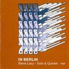 STEVE LACY In Berlin album cover