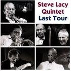 STEVE LACY Last Tour album cover