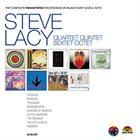 STEVE LACY Quartet Quintet Sextet Octet album cover