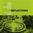 STEVE LACY Reflections album cover