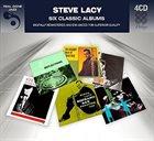 STEVE LACY Six Classic Albums album cover