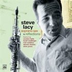 STEVE LACY Soprano Sax & Reflections album cover