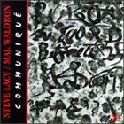 STEVE LACY Steve Lacy / Mal Waldron : Communiqué album cover