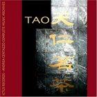 STEVE LACY Tao (with Andrea Centazzo) album cover