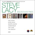 STEVE LACY The Complete Rematered Recordings On Black Saint And Soul Note album cover