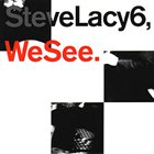 STEVE LACY We See (Thelonious Monk Songbook) album cover