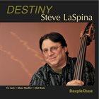 STEVE LASPINA Destiny album cover
