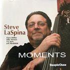 STEVE LASPINA Moments album cover