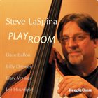 STEVE LASPINA Play Room album cover