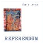 STEVE LAWSON Referendum album cover