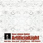 STEVE LEHMAN Steve Lehman Quintet : ArtificialLight album cover
