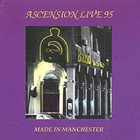 STEVE PLEWS Ascension Live 95: Made in Manchester album cover