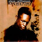 STEVE WILLIAMSON Rhyme Time (That Fuss Was Us!) album cover