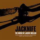 STEVEN LUGERNER Jacknife : The Music of Jackie McLean album cover