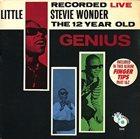 STEVIE WONDER 12 Year Old Genius album cover
