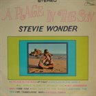 STEVIE WONDER A Place In The Sun album cover