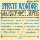STEVIE WONDER Greatest Hits album cover