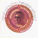 STEVIE WONDER Greatest Hits, Volume 2 album cover