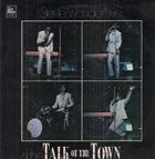 STEVIE WONDER 'Live' At The Talk Of The Town album cover