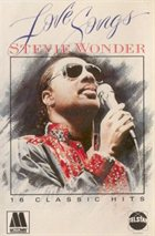 STEVIE WONDER Love Songs album cover