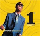 STEVIE WONDER Number Ones album cover