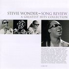 STEVIE WONDER Song Review: A Greatest Hits Collection album cover