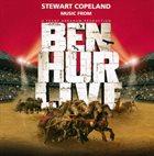 STEWART COPELAND Music From Ben Hur Live album cover