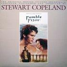 STEWART COPELAND Rumble Fish (Original Motion Picture Soundtrack) album cover