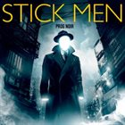 STICK MEN Prog Noir album cover