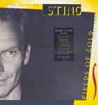STING Fields of Gold: The Best of Sting 1984-1994 album cover