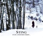 STING If on a Winter's Night... album cover