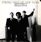 STRING TRIO OF NEW YORK Area Code 212 album cover