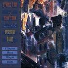 STRING TRIO OF NEW YORK Ellington / Monk / Mingus / Davis album cover