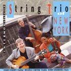 STRING TRIO OF NEW YORK Intermobility album cover