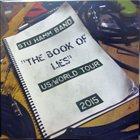 STU HAMM The Book of Lies album cover
